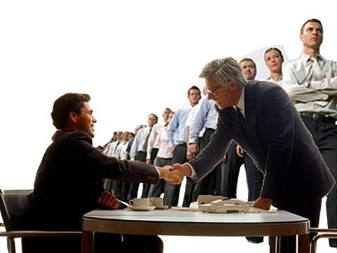 Презентация - управление наймом персонала на предприятии